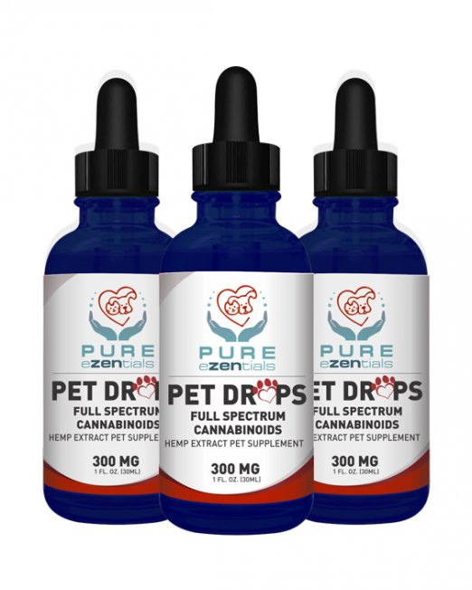300mg pet oil bundle